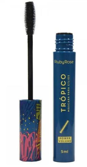 Tropico Mascara p/ Clios Power Volume Ruby Rose