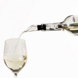 Bastão Resfriador em Inox e Aerador de vinhos Prana