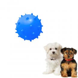 Brinquedo Bola Maciça Mamona Cães 45mm Sortida Furacão Pet