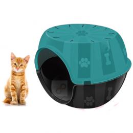 Casa para Gato Cachorro Casinha Toca Furacão Pet