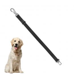 Cinto Segurança Cães e Gatos Ajustável Universal Furacão Pet