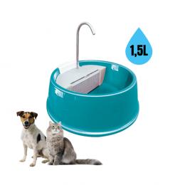 Fonte Bebedouro Gatos Cães Automático Joy Furacão Pet 220V