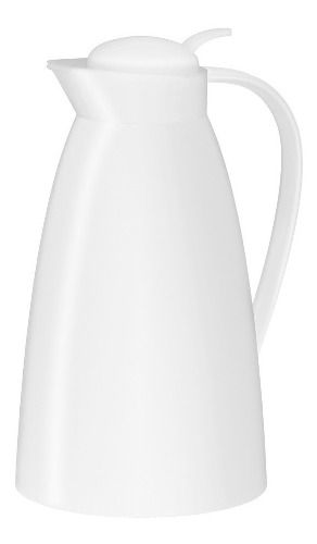Garrafa Termica Alfi 1 L Eco Parede Dupla Água Café Branca Alemã