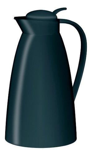 Garrafa Termica Alfi 1l Eco Parede Dupla Água Café Preta Alemã