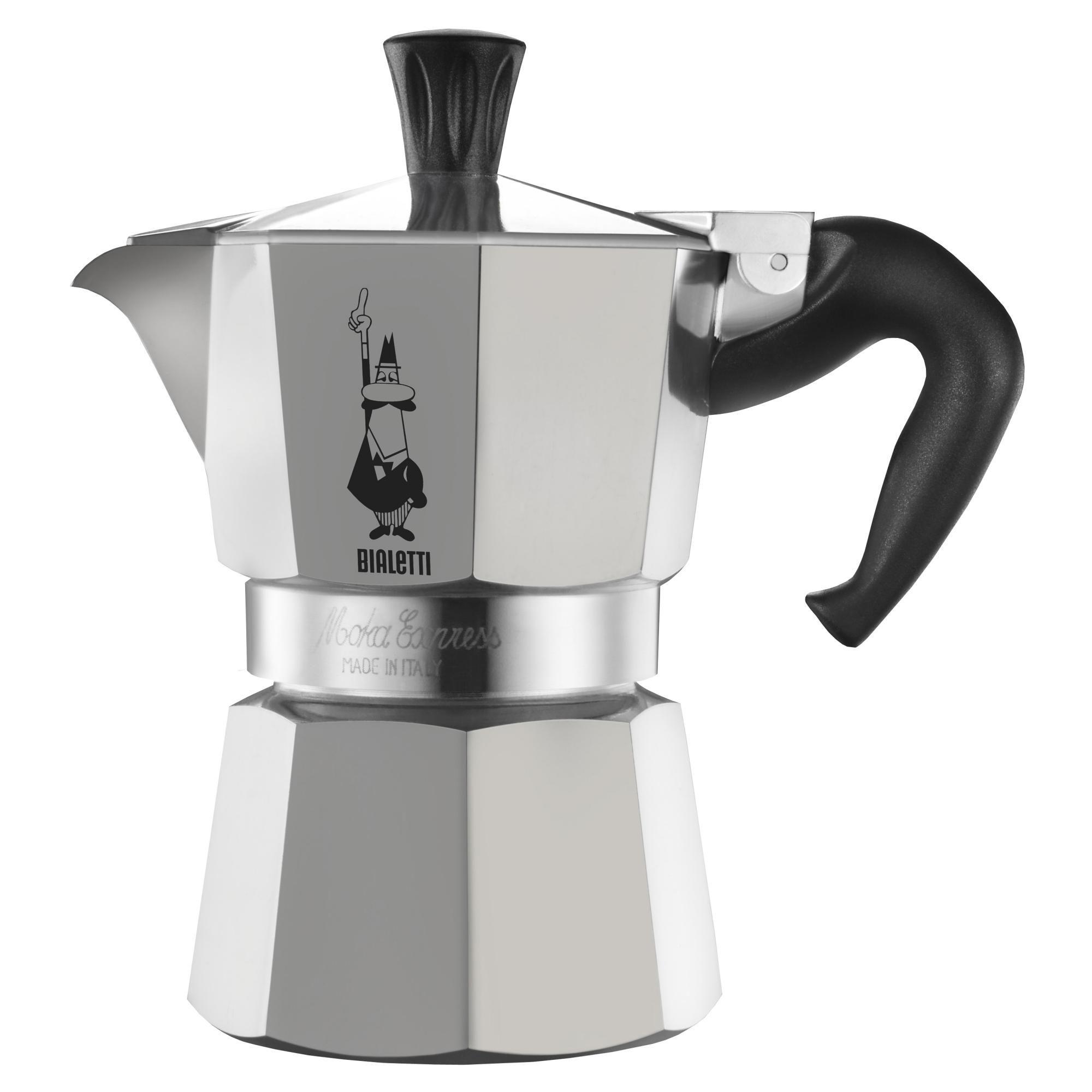 Cabo original para cafeteira Italiana 6 xícaras Bialetti