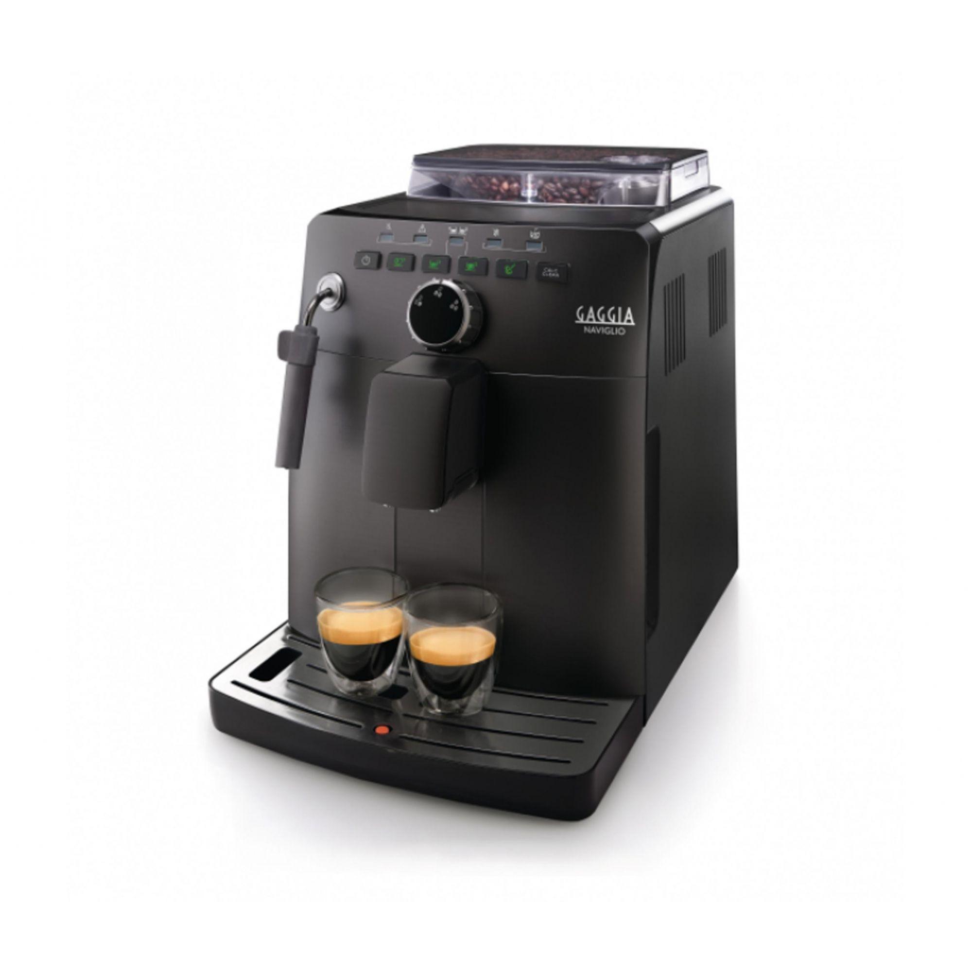Cafeteira Espresso Máquina com Moedor Naviglio Gaggia