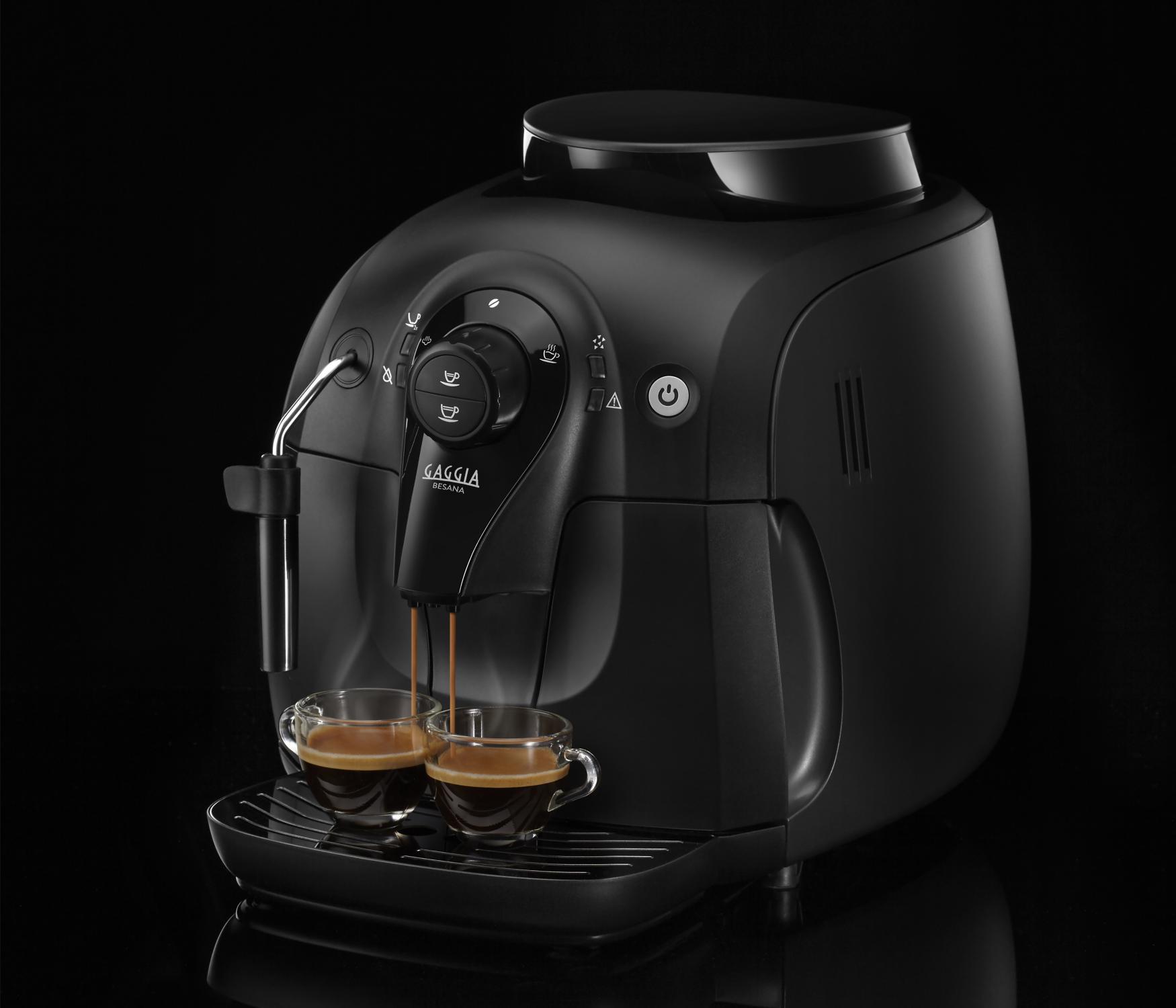 Cafeteira Espresso Máquina com Moedor Besana Gaggia