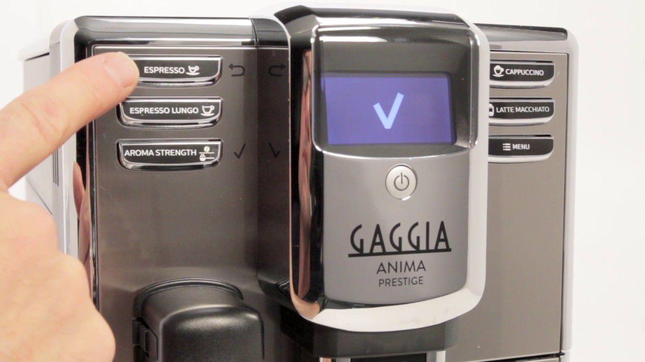 Cafeteira Expresso Prestige Com Moedor 110v  Gaggia