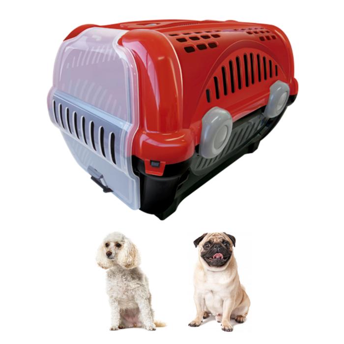 Caixa Transporte Cães Gatos Pets N2 até 12 Kg Furacão Pet