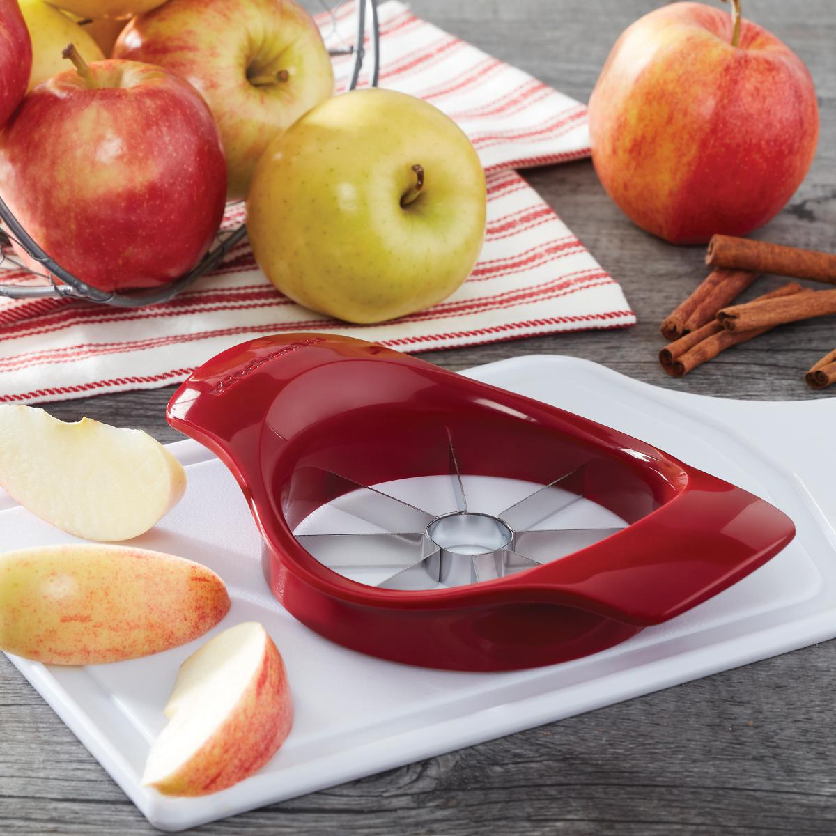 Cortador e Fatiador de Frutas e Legumes Aço Inox KitchenAid
