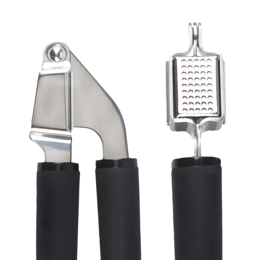 Espremedor de Alho Aço Inox Triturador Removível KitchenAid