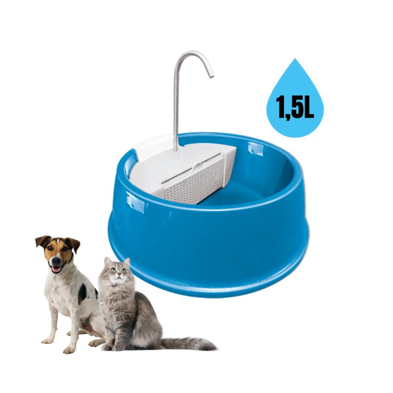 Fonte Bebedouro Gatos Cães Automático Joy Furacão Pet 110V