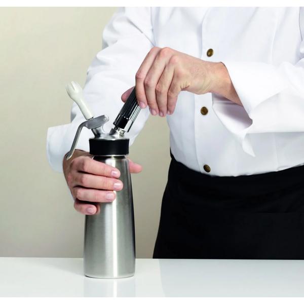 Garrafa para Chantilly Isi Profissional Cream Profi Whip 0,5 L