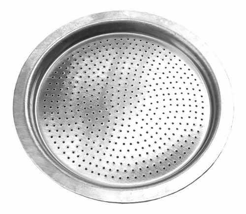 KIT 3 Borrachas + Filtro Cafeteira Bialetti 12/18 Xícaras