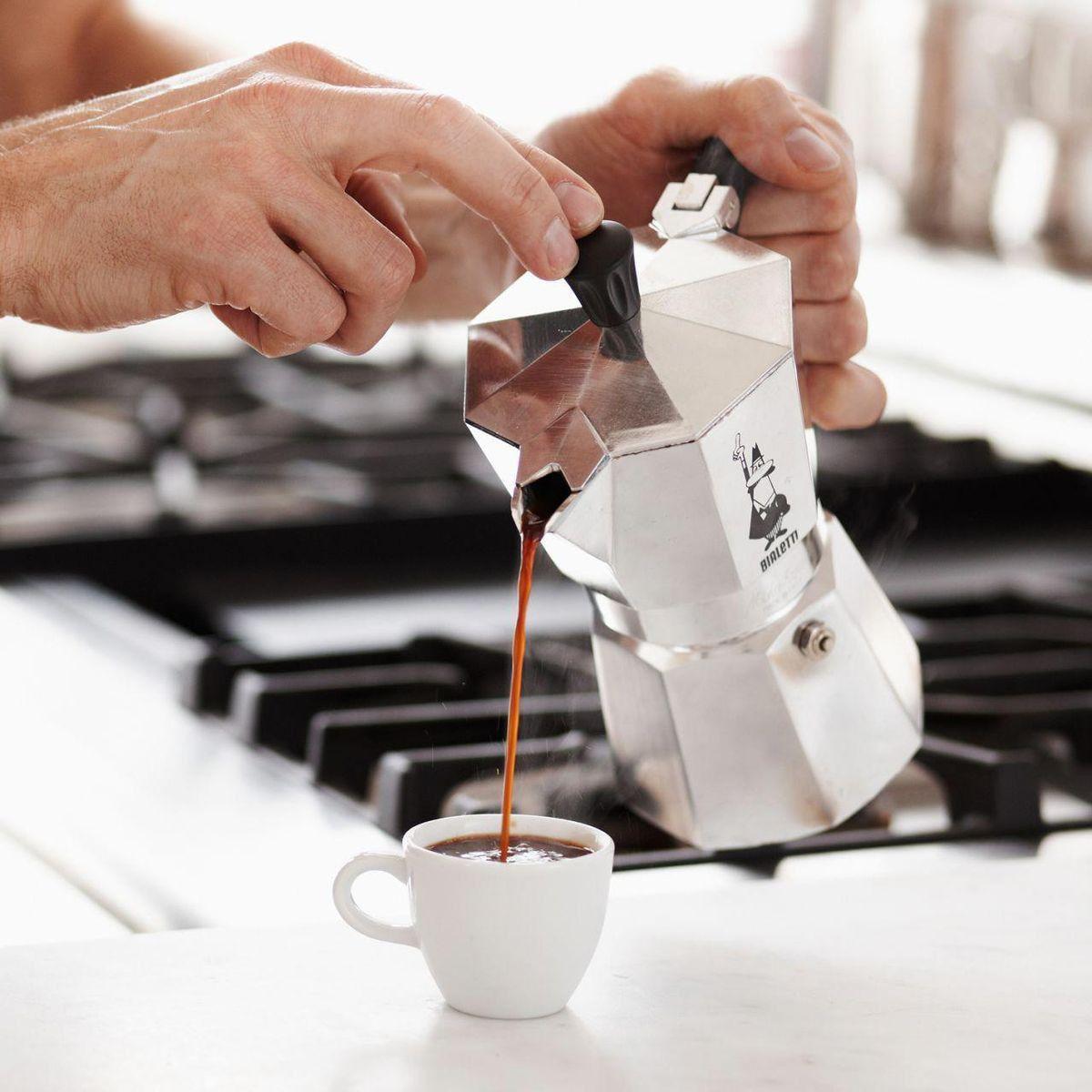 Kit Cafeteira Italiana Moka Express 9 Xícaras + 3 Borrachas de Vedação Bialetti