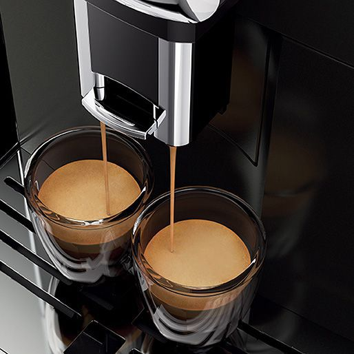 Máquina de café Expresso 110v Pannarello Anima Inox Preta - Gaggia