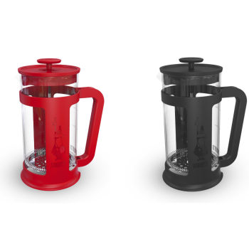 Prensa Francesa Cafeteira French Press 1l Smart Bialetti