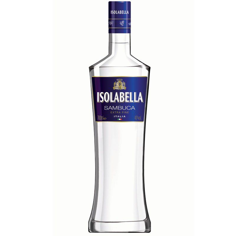 LICOR SAMBUCA ISOLABELLA 700ML
