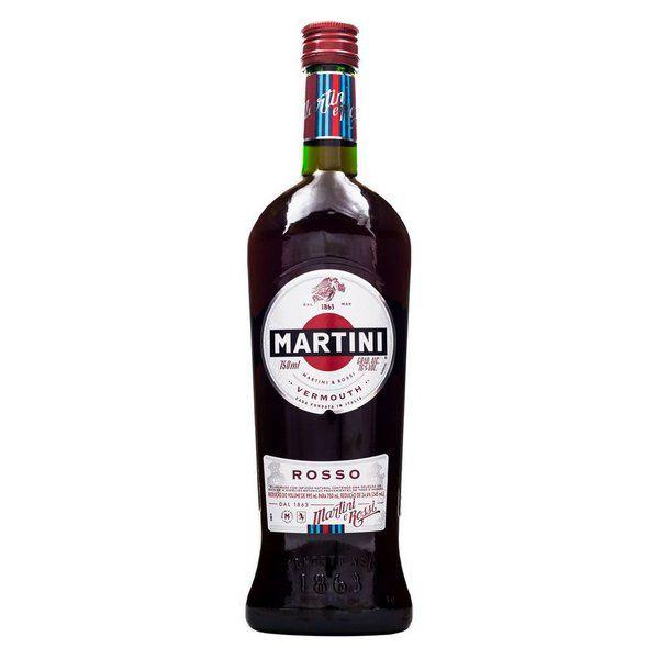 MARTINI ROSSO 750ML