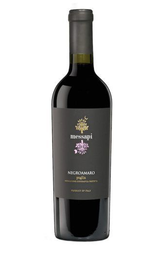 MESSAPI NEGROAMARO 750ML