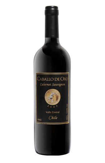 VINHO CABALLO DE ORO CABERNET SAUVIGNON 750ML