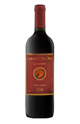 VINHO CABALLO DE ORO CARMENERE 750ML