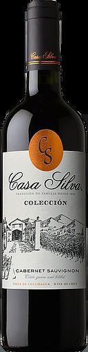 VINHO CASA SILVA COLECCION CABERNET SAUV 750ML