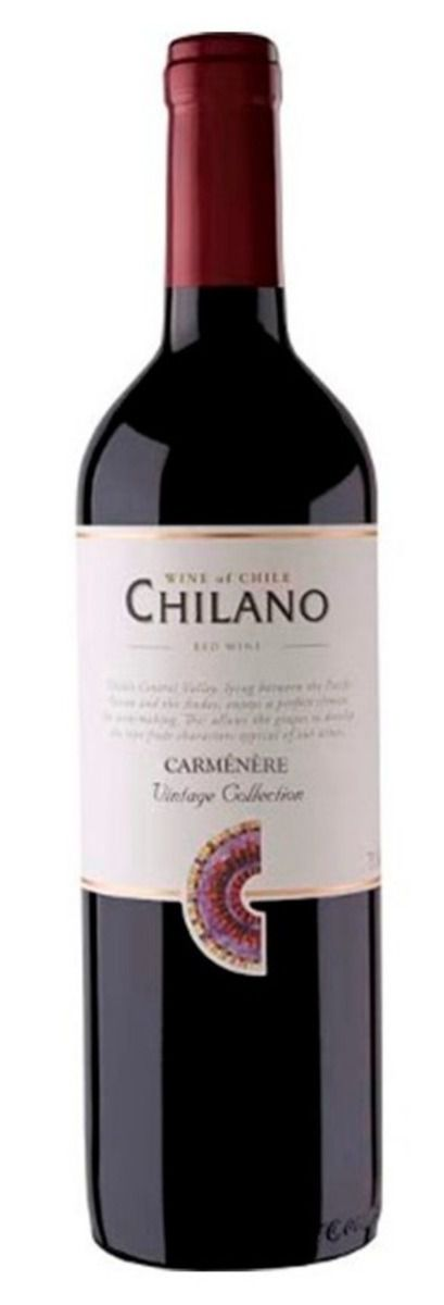 VINHO CHILANO VINT COLLECTION CARMENERE 750ML