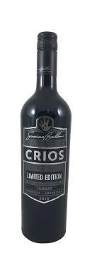 VINHO CRIOS LIMITED EDITION SYRAH BONARDA 750ML