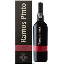 VINHO DO PORTO RAMOS PINTO RUBY 750ML