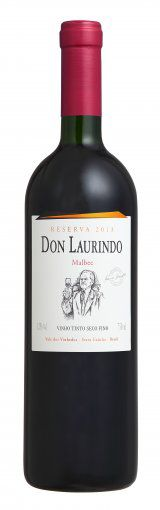 VINHO DON LAURINDO MALBEC RESERVA 750ML