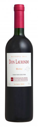 VINHO DON LAURINDO MERLOT D.O.RESERVA 750ML