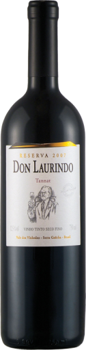 VINHO DON LAURINDO TANNAT RESERVA 750ML