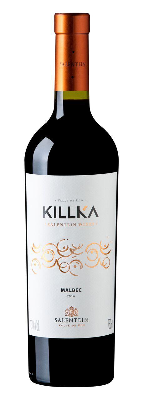 VINHO KILLKA MALBEC 750ML