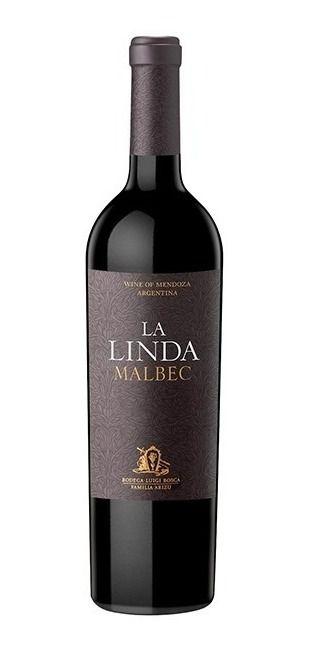 VINHO LA LINDA MALBEC 750ML