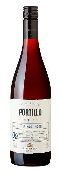 VINHO PORTILLO PINOT NOIR 750ML