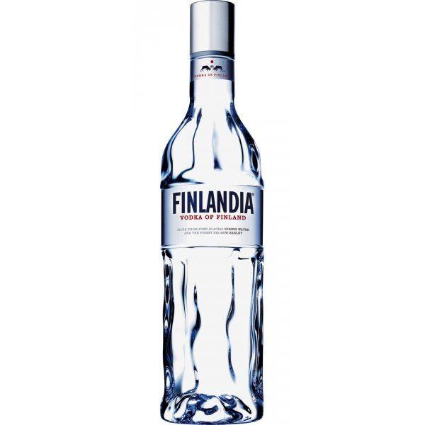 VODKA FINLANDIA 1000ML