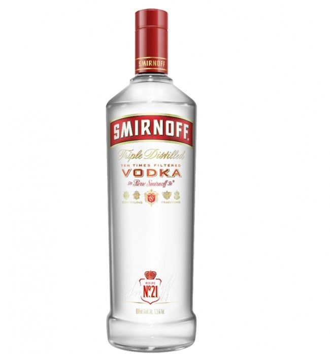 VODKA SMIRNOFF 998ML
