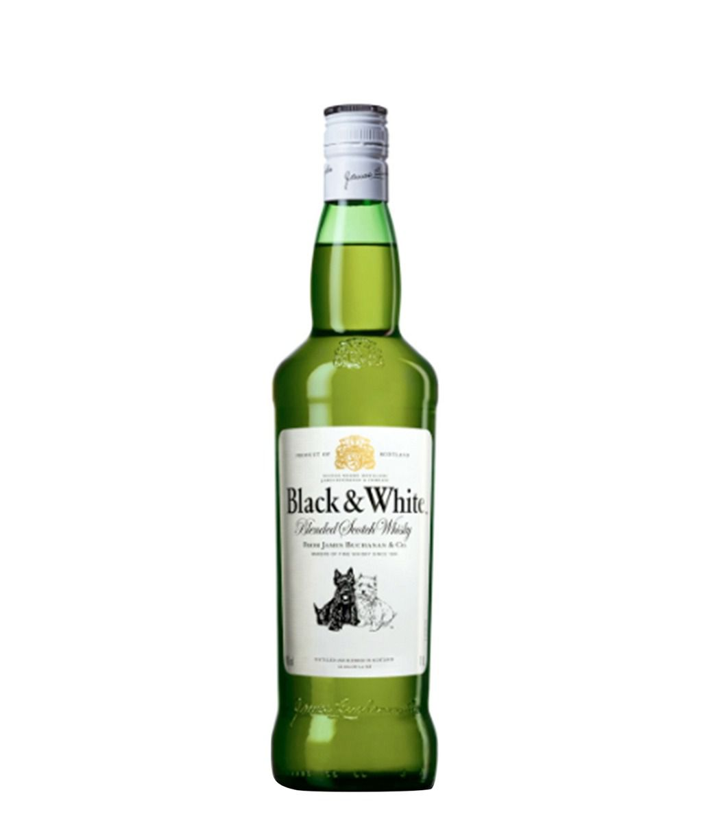 WHISKY BLACK & WHITE 1000ML
