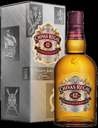WHISKY CHIVAS 12 1000ML