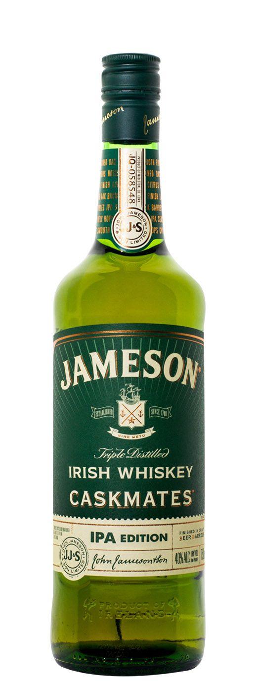 WHISKY JAMESON CASKMATES IPA 750ML