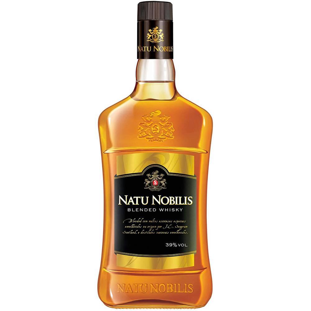 WHISKY NATU NOBILIS 1000ML