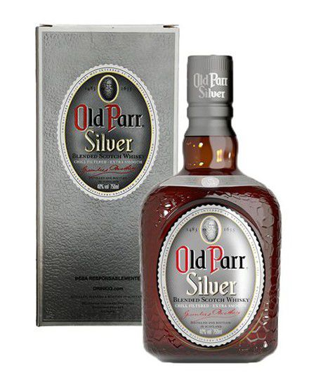WHISKY OLD PARR SILVER 1000ML
