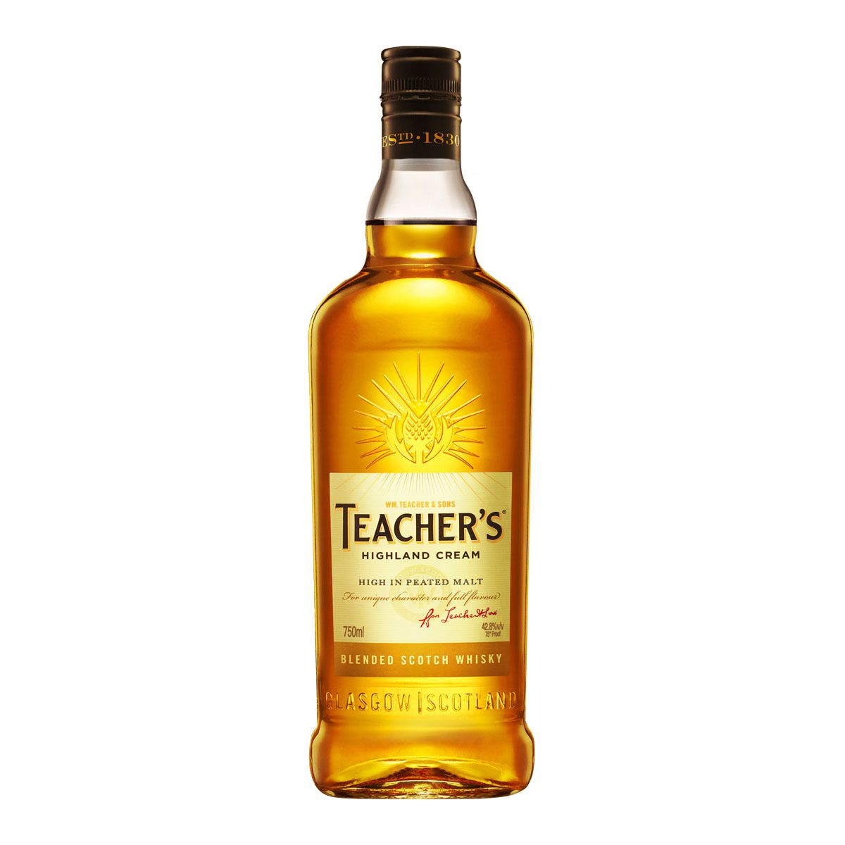 WHISKY TEACHERS 1000ML
