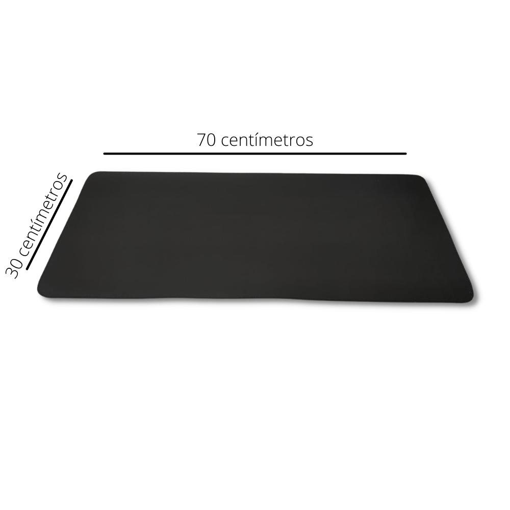 Desk Pad Mouse Pad Grande 70x30 Couro Sintético