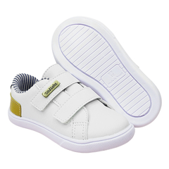 Kit Combo 2 Pares Tênis + Bota Masculina Infantil Menino Jm2208-jm1901