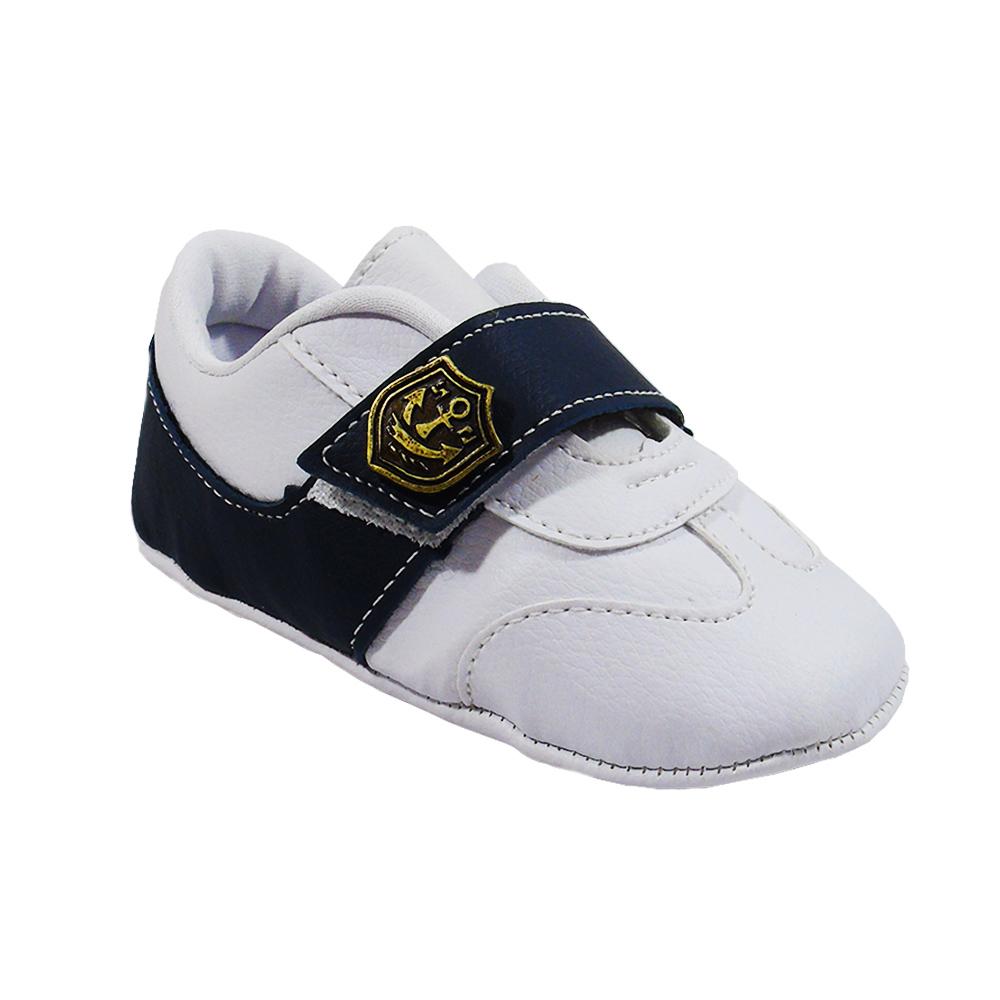 Tenis bebe Sapatinho bebe menino confortável 702-132