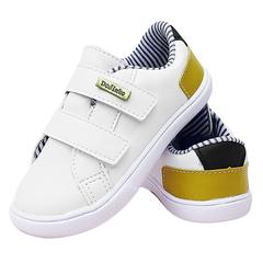 Tênis Infantil Masculino Bebê Barato Confortável Jm1901