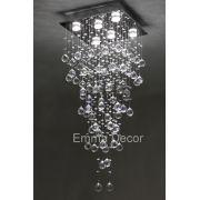 Lustre De Cristal Egípcio Autêntico Asfour 100 cm
