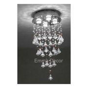 Lustre De Cristal Egípcio Autêntico Asfour 60cm
